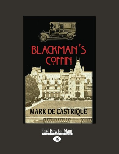 9781458743305: Blackman's Coffin
