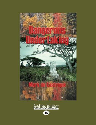 9781458743329: Dangerous Undertaking