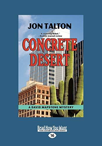 9781458743381: Concrete Desert