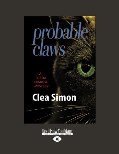 Probable Claws: Simon, Clea