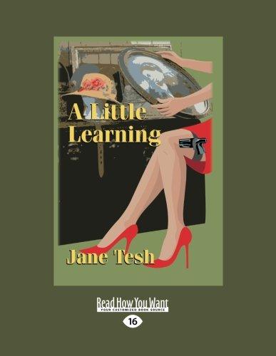 9781458746023: A Little Learning