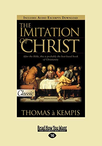 9781458746146: The Imitation of Christ