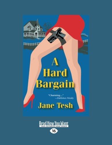 9781458746849: A Hard Bargain