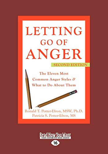 9781458747457: Letting Go of Anger