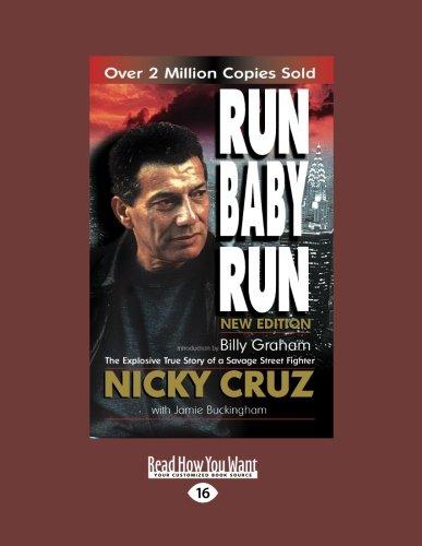 9781458747488: Run Baby Run (Easyread Large Edition)