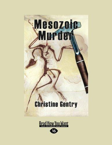 9781458747921: Mesozoic Murder
