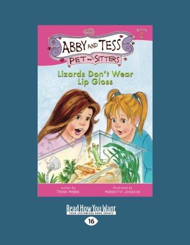 9781458748799: Lizards Don't Wear Lip Gloss: Book 2