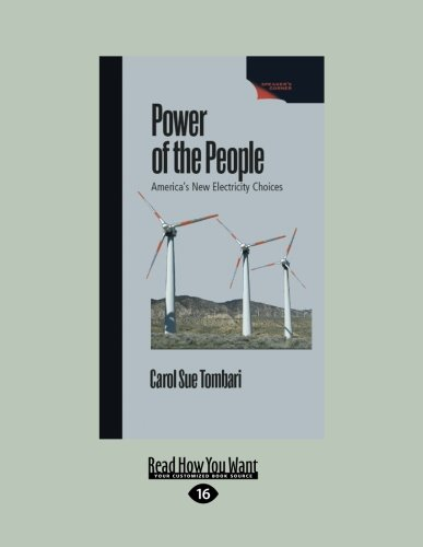 9781458749765: Power of the People: America's New Electricity Choices