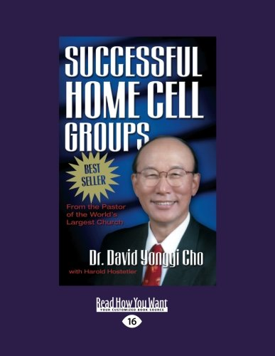 9781458751386: Successful Home Cell Groups