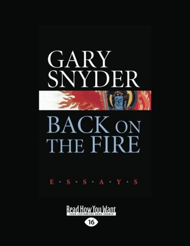 9781458753281: Back on the Fire: Essays
