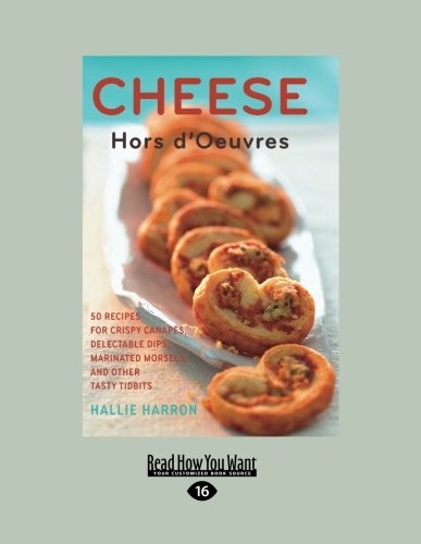9781458756381: Cheese hors d'oeuvres