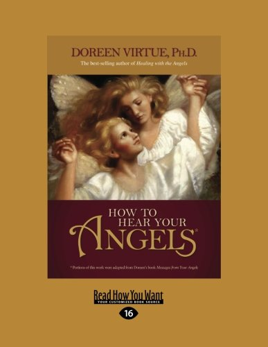 9781458756800: How to hear Your Angels