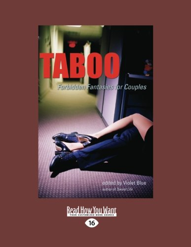 9781458756992: Taboo: Forbidden Fantasies for Coupples