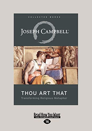 9781458757739: Thou Art That: Transforming Religious Metaphor