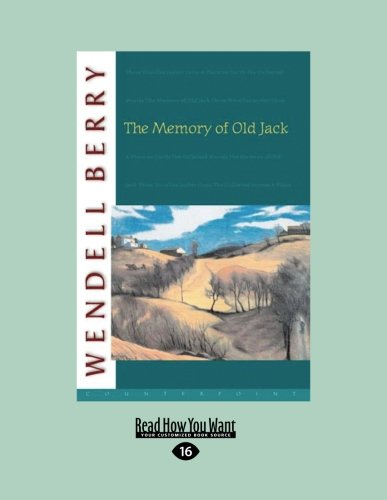 9781458757975: The Memory of Old Jack: The Memory of Old Jack (Large Print 16pt)