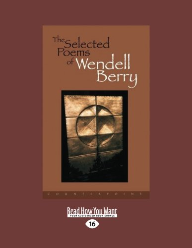 9781458758026: The Selected Poems of Wendell Berry
