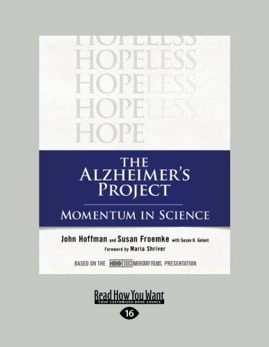 9781458758682: The Alzheimer's Project