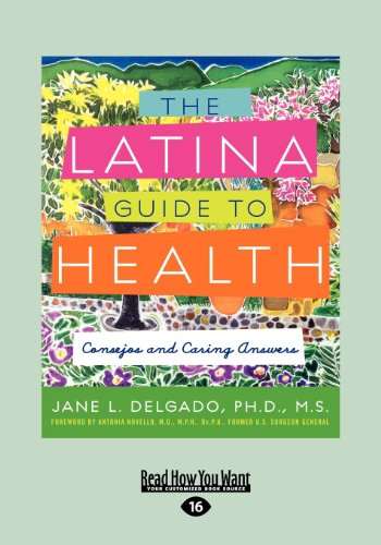 9781458758767: The Latina Guide to Health (Large Print 16pt)