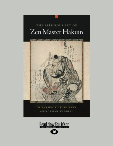 9781458758835: The Religious Art of Zen Master Hakuin