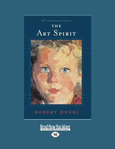 9781458758965: The Art Spirit