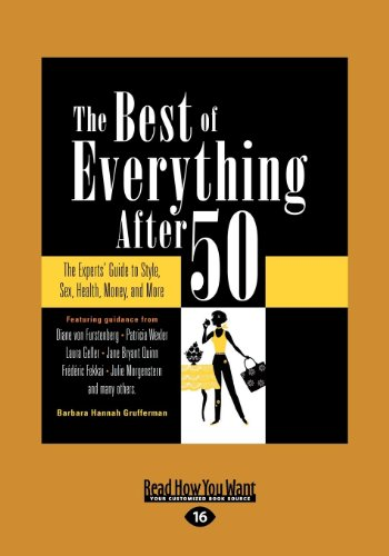 9781458759795: The Best of Everything After 50 (Large Print 16pt)