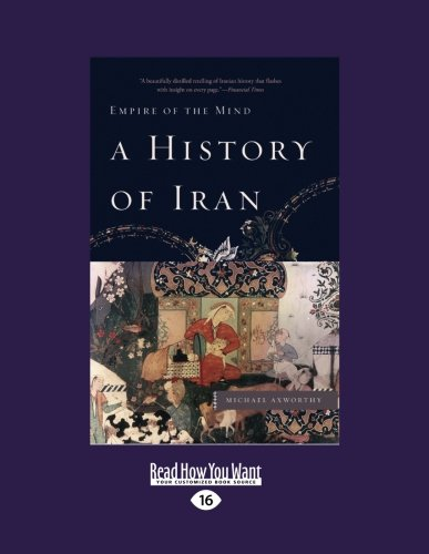 9781458759900: A History of Iran (Large Print 16pt)