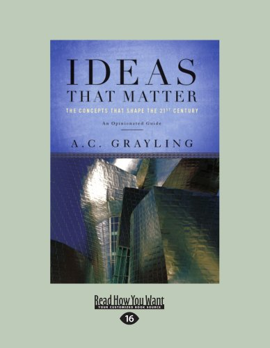 9781458760319: Ideas That Matter: The Concepts that Shape the 21st Century
