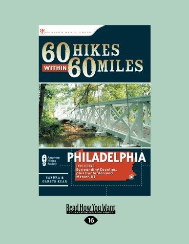 9781458761538: 60 Hikes Within 60 Miles: Philadelphia