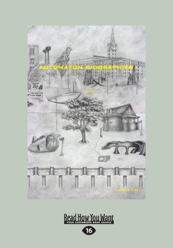 9781458761590: Automaton Biographies: Poems