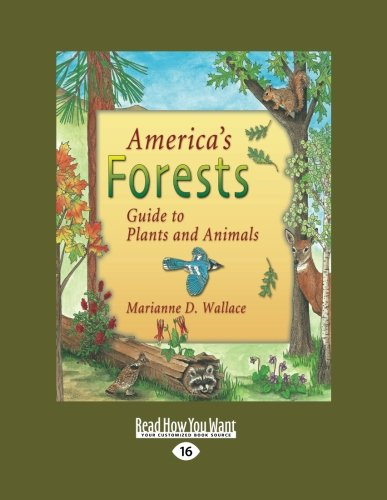 9781458763006: America's Forests: Guide to Plants and Animals