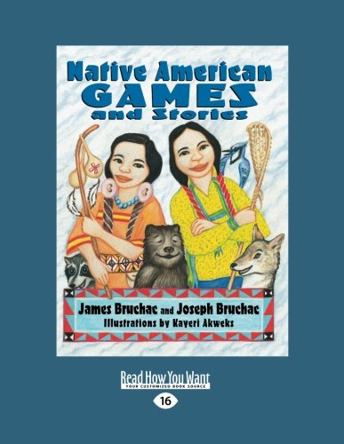 9781458763327: Native American Games and Stories