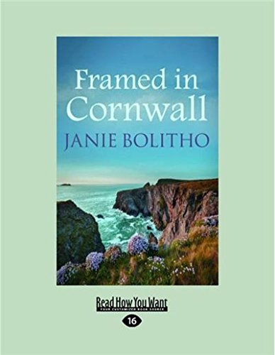9781458768384: Framed in Cornwall