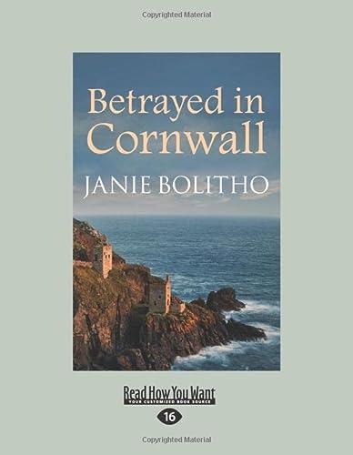 9781458768391: Betrayed in Cornwall