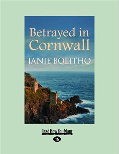 9781458768391: Betrayed in Cornwall
