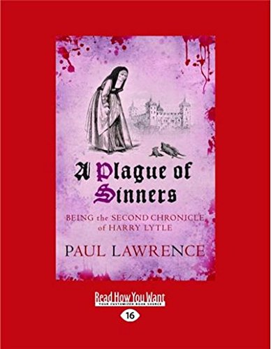 9781458768889: A Plague of Sinners: The Chronicles of Harry Lytle