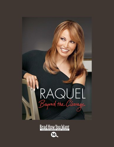 9781458768964: Raquel (EasyRead Large Bold Edition): Beyond the Cleavage