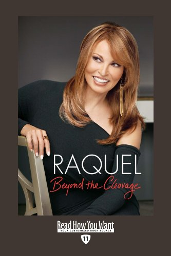 9781458768971: Raquel (EasyRead Edition): Beyond the Cleavage