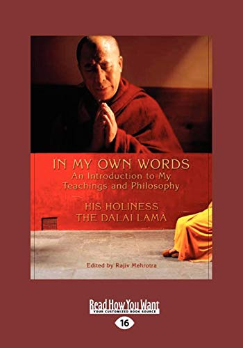 9781458772206: In My Own Words: An Introduction to My Teachings and Philosophy