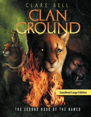 9781458772909: Clan Ground: The Second Book of the Named