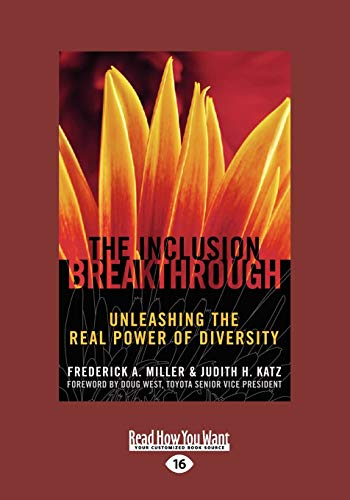9781458777546: Inclusion Breakthrough: Unleashing the Real Power of Diversity