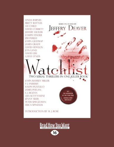 9781458778208: Watchlist: A Serial Thriller