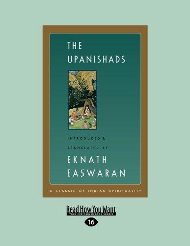 9781458778291: The Upanishads: The Classics of Indian Spirituality