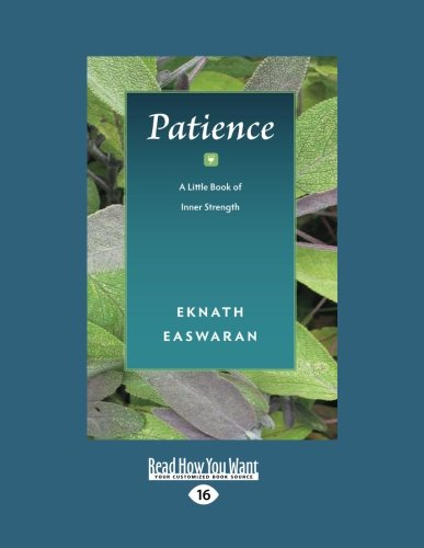 9781458778598: Patience: A Little Book of Inner Strength