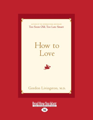 9781458778802: How to Love