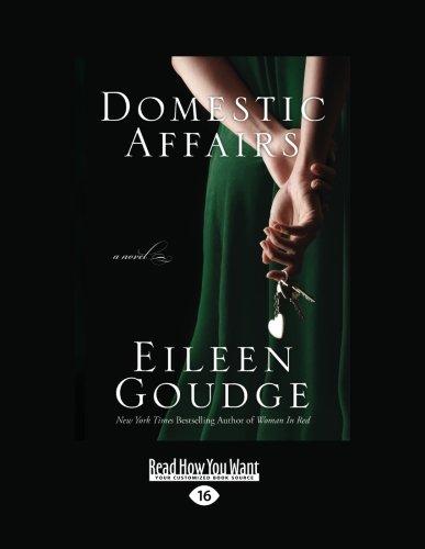 Domestic Affairs: Eileen Goudge