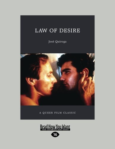 9781458780454: Law of Desire: A Queer Film Classic