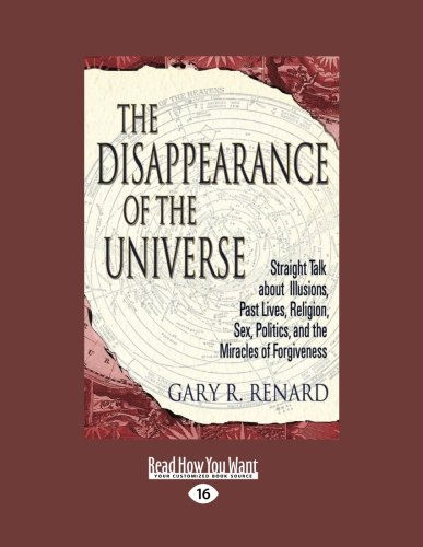 9781458781918: The Disappearance of the Universe (Large Print 16pt)