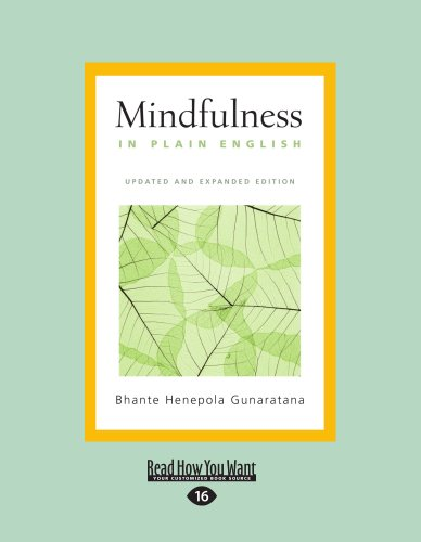 9781458783752: Mindfulness in Plain English