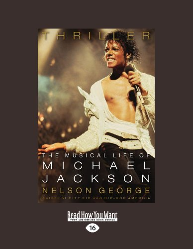 9781458784117: Thriller: The Musical Life Of Michael Jackson