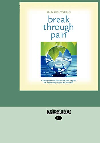 Break Through Pain: A Step-By-Step Mindfulness Meditation Program For Transforming Chronic And Acute Pain (9781458785237) by Shinzen Young